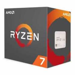 AMD Ryzen 7 3700X CPU with Wraith Prism RGB Cooler, 8-Core, AM4, 3.6GHz (4.4 Turbo), 65W, 7nm, 3rd Gen, No Graphics