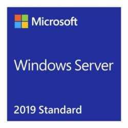 Microsoft Windows Server 2019 Standard, x64, Up to 16 Cores, English, OEM