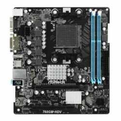 Asrock 760GM-HDV, AMD 760G,...