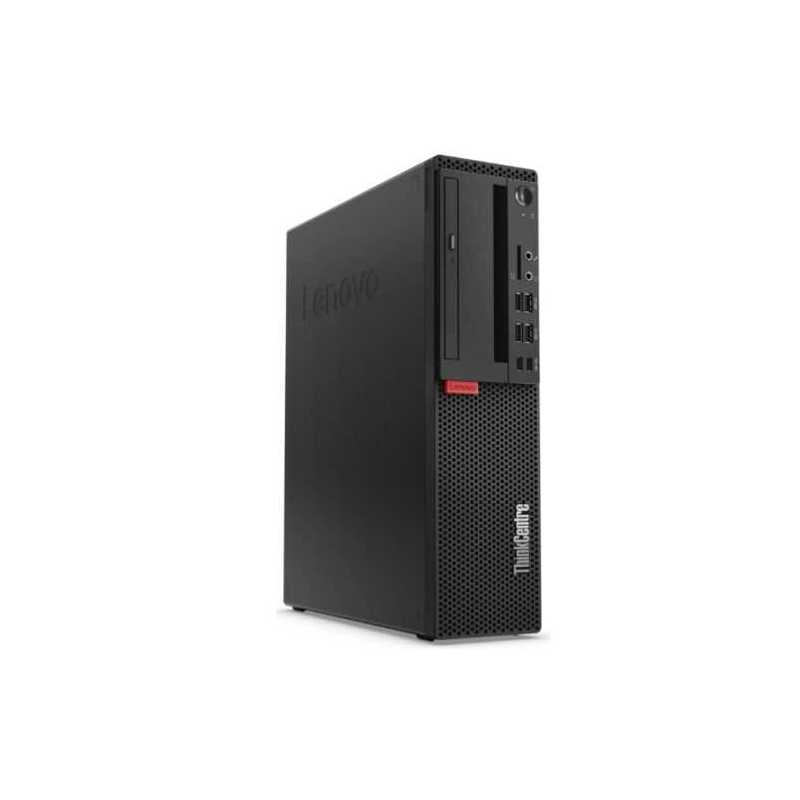 Lenovo ThinkCentre M710S SFF PC, i5-7400, 8GB, 1TB, DVDRW, Windows 10 Pro, 3 Years on-site