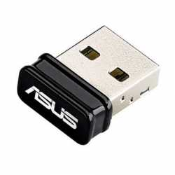 Asus (USB-N10 NANO) 150Mbps Wireless N Nano USB Adapter, AP Mode