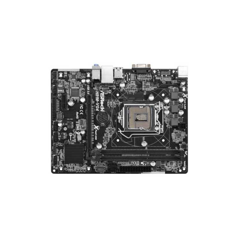 ASRock H81M-VG4 R3.0 Intel Graphics Drivers for Windows