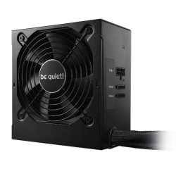 Be Quiet! 400W System Power 9 PSU, Semi-Modular, 80+ Bronze, Dual 12V, Cont. Power