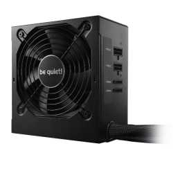 Be Quiet! 500W System Power 9 PSU, Semi-Modular,  80+ Bronze, Dual 12V, Cont. Power