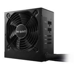 Be Quiet! 700W System Power 9 PSU, Semi-Modular, 80+ Bronze, Dual 12V, Cont. Power