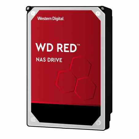 "WD 3.5"", 6TB, SATA3, Red Series NAS Hard Drive, 5400RPM, 256MB Cache"