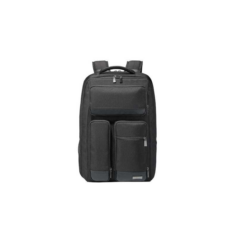 "Asus ATLAS 17"" Laptop Backpack, Water & Scratch Resistant, Hidden Security Pocket, RFID-Blocking Pocket, Padded"