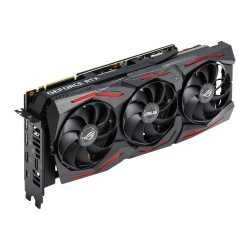Asus STRIX RTX2080 SUPER OC, 8GB DDR6, 2 HDMI, 2 DP, USB-C, 1890MHz Clock, NVlink, 0dB Tech, RGB Lighting