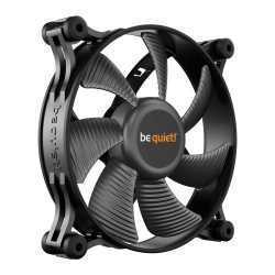 Be Quiet! (BL084) Shadow Wings 2 12cm Case Fan, Rifle Bearing, Black, Whisper Quiet