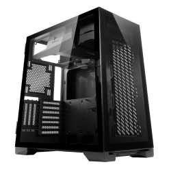 Antec P120 Crystal Gaming Case with Window, E-ATX, No PSU, Tempered Glass, VGA Holder
