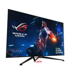 "Asus 65"" ROG Swift 4K UHD Gaming Monitor (PG65UQ), 3840 x 2160, 4ms, 4 HDMI, DP, Overclockable 144Hz, G-SYNC HDR, VESA"