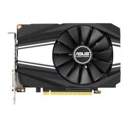 Asus Phoenix GeForce GTX1660 SUPER OC, 6GB DDR6, DVI, HDMI, DP, 1830MHz Clock, Overclocked