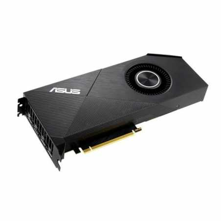 Asus TURBO RTX2080 SUPER EVO, 8GB DDR6, HDMI, 3 DP, 1845MHz Clock, NVlink, Blower-style