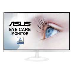 "Asus 23.8"" Frameless Eye Care IPS Monitor (VZ249HE-W), 1920 x 1080, 5ms, VGA, HDMI, White"
