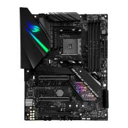 Asus ROG STRIX X470-F GAMING, AMD X470, AM4, ATX, DDR4, HDMI, DP, SLI/XFire, RGB Lighting, M.2