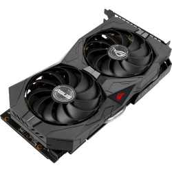 Asus ROG STRIX GTX1650 SUPER OC, 4GB DDR6, 2 HDMI, 2 DP, 1815MHz, RGB Lighting, Overclocked