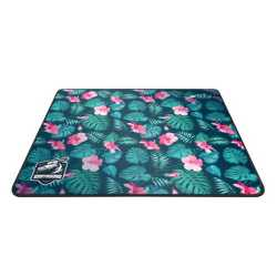 Xtrfy GP1 Grayhound Tropical Large Surface Gaming Mouse Pad, Cloth Surface, Washable, 460 x 400 x 4 mm