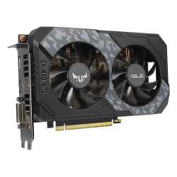 Asus TUF GAMING RTX2060, 6GB DDR6, DVI, 2 HDMI, DP, 1710MHz Clock