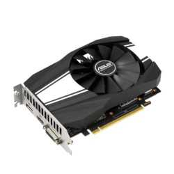 Asus Phoenix GTX1650 SUPER, 4GB DDR6, DVI, HDMI, DP, 1755MHz Clock, Compact Design