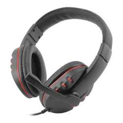 Jedel JD-032 Gaming Headset, 40mm Drivers, Comfortable Padding, 3.5mm Jack