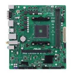 Asus PRO A320M-R WIFI/CSM - Corporate Stable Model, AMD A320, AM4, Micro ATX, 2 DDR4, VGA, HDMI, DP, Wi-Fi