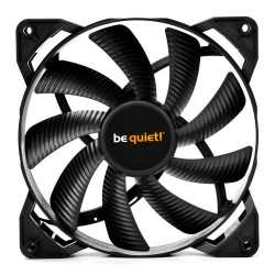 Be Quiet! BL080 Pure Wings 2 12cm High Speed Case Fan, Rifle Bearing, Black