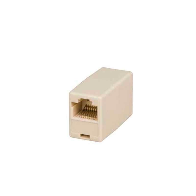 Spire Coupler for RJ45 CAT5 Patch Cables, Female To Female