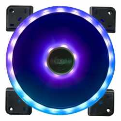 Akasa Vegas TLX 120mm 1500RPM Dual Sided Addressable RGB LED Fan