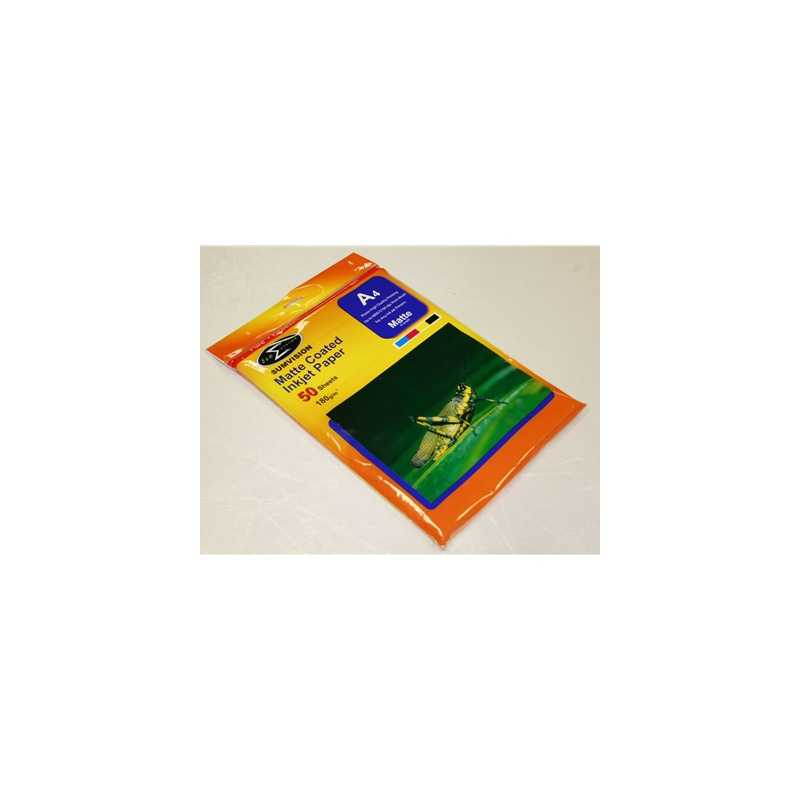Sumvision A4 180gsm (50 pack) Matte Photo Paper