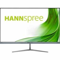 "Hanns G HS245HFB 23.8"" IPS HDMI / VGA Speakers Frameless Black Monitor"