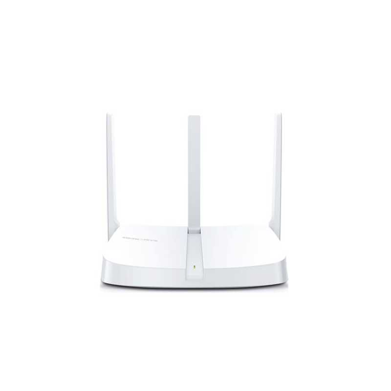 Mercusys (MW305R) 300Mbps Wireless N Router, 4-Port, 5dBi Antennas