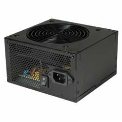 CWT 500W 120mm Thermally Controlled Fan 80 PLUS White OEM System Builder PSU