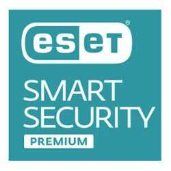 ESET Smart Security Premium Retail Box 10 Pack – 10 x 1 Device Licences  - 1 Year - PC, Mac, Linux & Android
