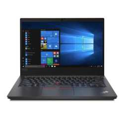 "Lenovo ThinkPad E14 Laptop, 14"" FHD IPS, i5-10210U, 8GB, 256GB SSD, Up to 14.8 Hours Run Time, USB-C, Windows 10 Pro"
