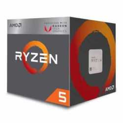 AMD Ryzen 5 2400G CPU with...