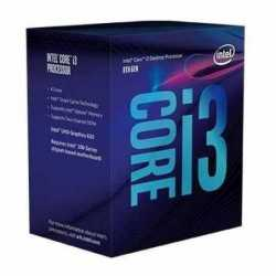Intel Core I3-8100 CPU, 3.6...