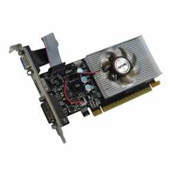 AFOX GeForce GT220 1GB DDR3 Low Profile Single Fan PCI-E Graphics Card