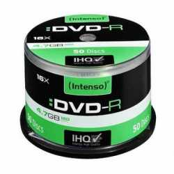 Intenso DVD-R, 4.7GB/120...
