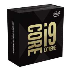 Intel Core I9-10980XE Extreme, 2066, 3.0GHz (4.6 Turbo), 18-Core, 165W, 24.75MB Cache, Overclockable, No Graphics, Cascade Lake,