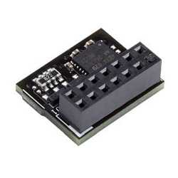 Asus (TPM-SPI) TPM Module, 14-1 pin & SPI Interface, Securely Stores Keys, Data, Passwords & Digital Certificates
