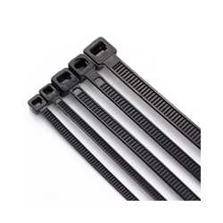 Evo Labs Black Cable Ties 200 x 4.4mm 100 Pack