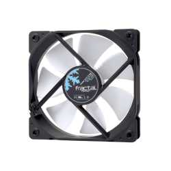 Fractal Design Dynamic X2 GP-12 PWM 12cm Case Fan, Long Life Sleeve Bearing, Counter-balanced Magnet, 2000 RPM, White
