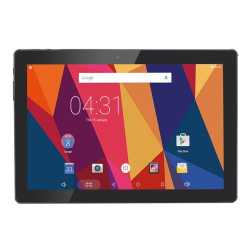 """HANNspree Pad 10.1 """"Hercules 2"""", 16GB, WiFi, Android 7.0, ARM MT8163, 2MP Cameras, 5 Hours Battery Life, Black"""