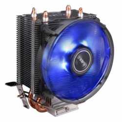 Antec A30 Heatsink & Fan, Intel & AMD Sockets, Whisper-quiet 9.2cm LED Fan, Rifle Bearing