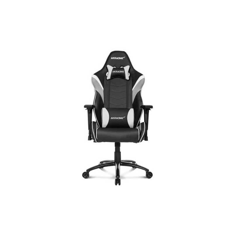 Fine Akracing Core Series Lx Gaming Chair Black Grey 5 10 Year Warranty Machost Co Dining Chair Design Ideas Machostcouk