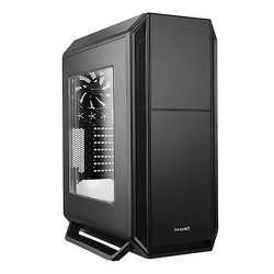 Be Quiet! Silent Base 800 Gaming Case with Window, ATX, No PSU, Tool-less, 3 x Pure Wings 2 Fans, Black