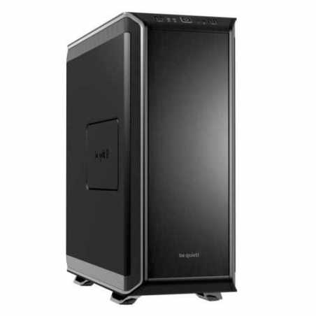 Be Quiet! Dark Base 900 Gaming Case, E-ATX, No PSU, Tool-less, 3 x Silent Wings 3 Fans, Modular Construction, Silver Trim