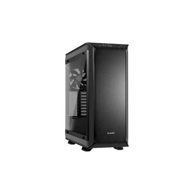 Be Quiet! Dark Base Pro 900 Rev2 Gaming Case, E-ATX, No PSU, PSU Shroud, 3 x SilentWings 3 Fans, LEDs, Wireless Charger, Black