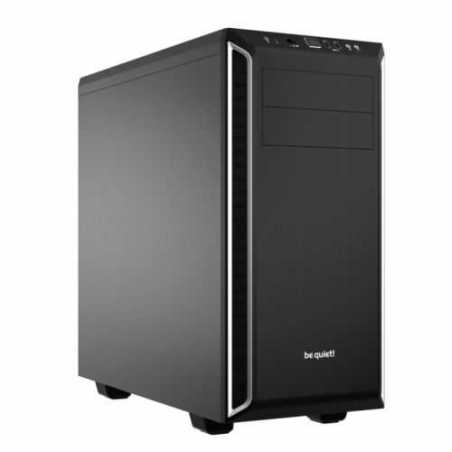 Be Quiet! Pure Base 600 Gaming Case, ATX, No PSU, 2 x Pure Wings 2 Fans, Silver Trim