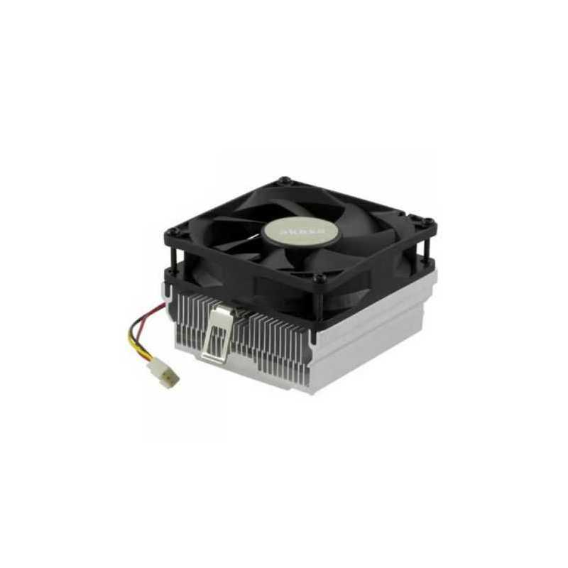 Akasa AK-865 Heatsink and Fan, Sockets 754, 939, AM2, AM2+, AM3, AM3+, AM4 Heatsink and Fan, Low Noise